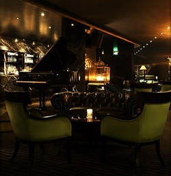 Trademark Hotel Lounge Bar and Piano Room - Newcastle Accommodation