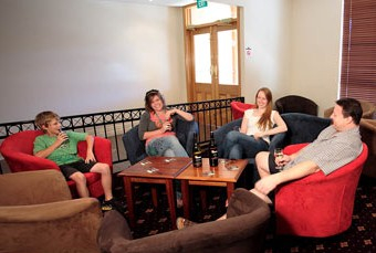 Hibernian Hotel Beechworth - Newcastle Accommodation