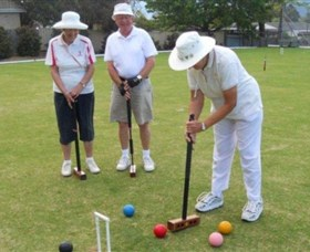 Nowra Croquet Club - Newcastle Accommodation