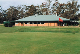 Echunga Golf Club Incorporated - Newcastle Accommodation