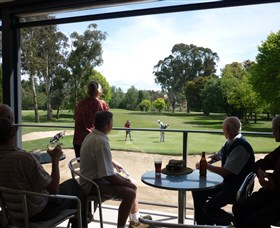 Queanbeyan Golf Club - Newcastle Accommodation