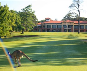 Royal Canberra Golf Club - Newcastle Accommodation