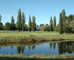 Goulburn Golf Club - Newcastle Accommodation