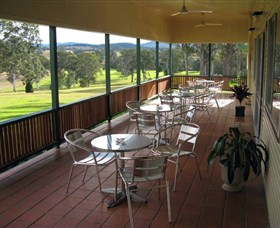 Woodenbong and District Golf Club - Newcastle Accommodation
