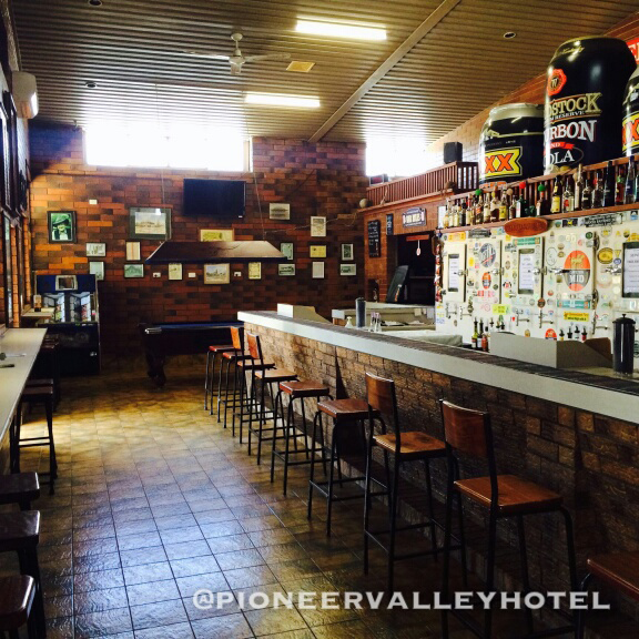 Pioneer Valley Hotel - Newcastle Accommodation