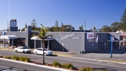 Bellevue Hotel Tuncurry - Newcastle Accommodation