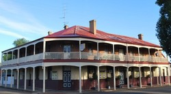 Brookton Club Hotel - Newcastle Accommodation