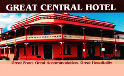 Great Central Hotel - Newcastle Accommodation
