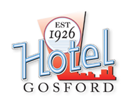 Hotel Gosford - Newcastle Accommodation