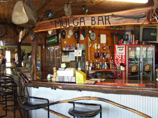 Kulgera Roadhouse - Newcastle Accommodation