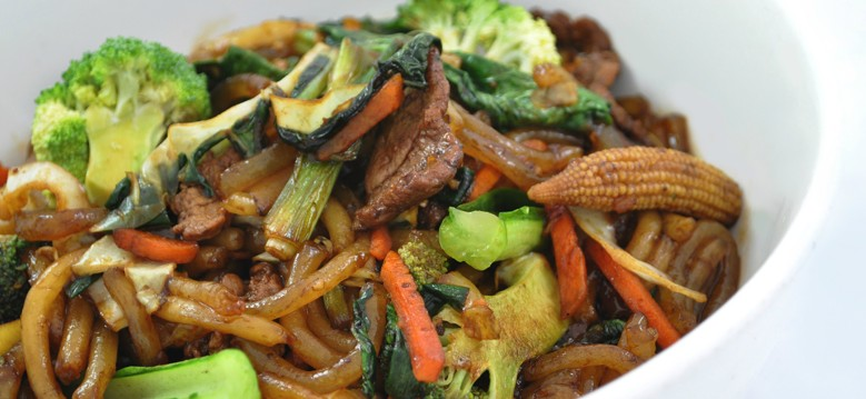 Stir Crazy Noodle Bar - Newcastle Accommodation