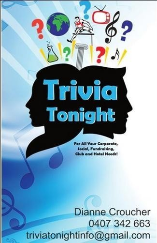 Trivia Tonight - Newcastle Accommodation
