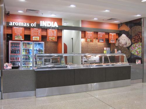 Aromas of India Restaurant - Newcastle Accommodation