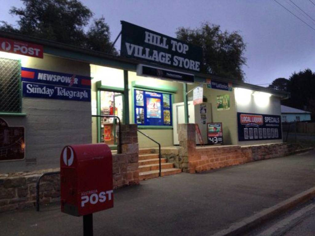 Hill Top Village Store - Newcastle Accommodation