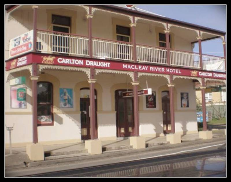 Macleay River Hotel - Newcastle Accommodation