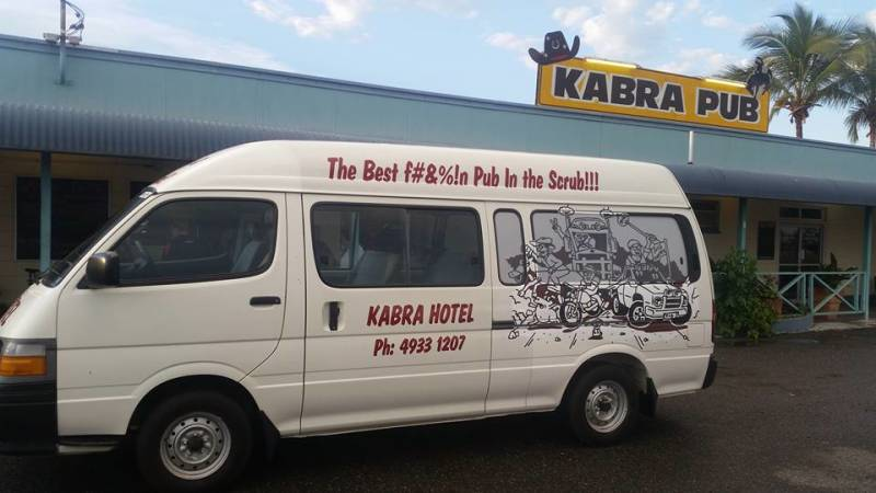 Kabra Hotel - Newcastle Accommodation