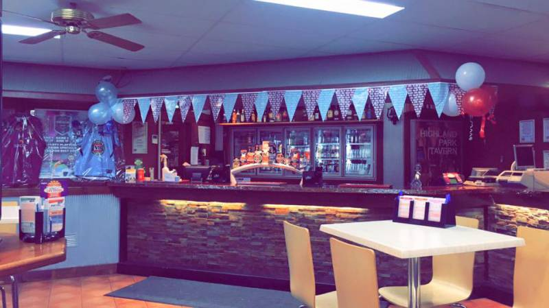 Highland Park Tavern - Newcastle Accommodation