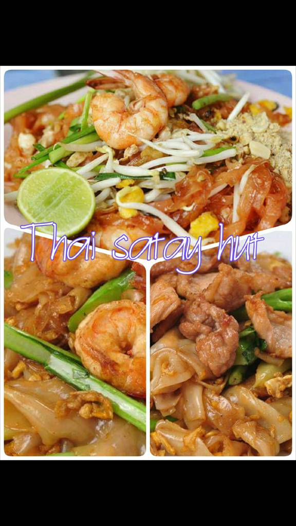 Thai Satay Hut - Newcastle Accommodation