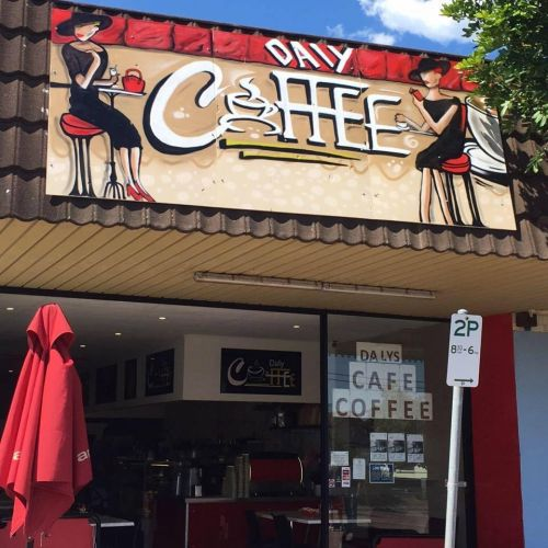 Daly Coffee Den - Newcastle Accommodation