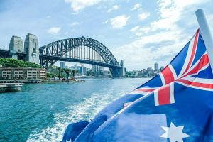 Australia Day Lunch and Dinner Cruises On Sydney Harbour with Sydney Showboats - Newcastle Accommodation