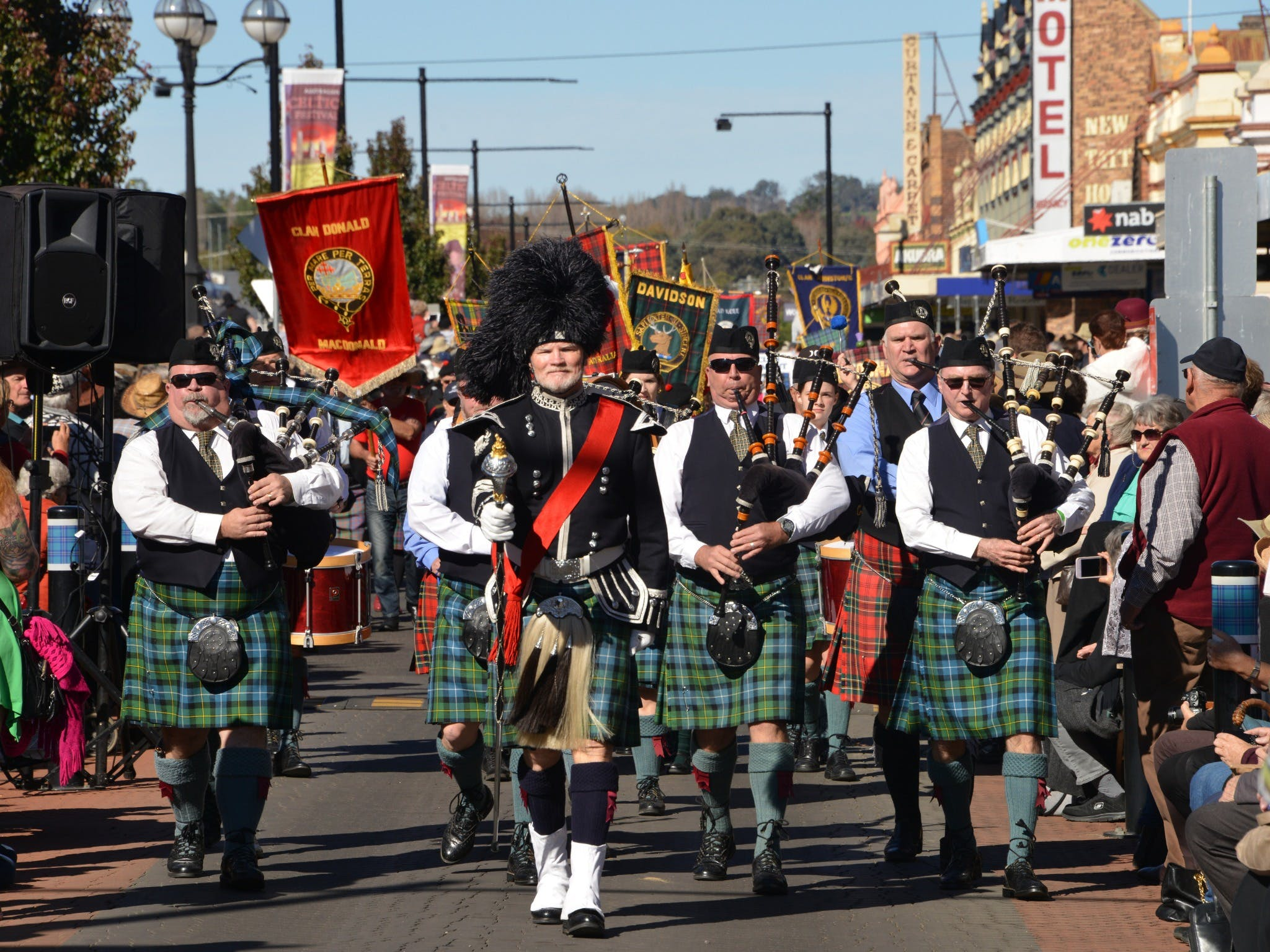 Australian Celtic Festival - Newcastle Accommodation