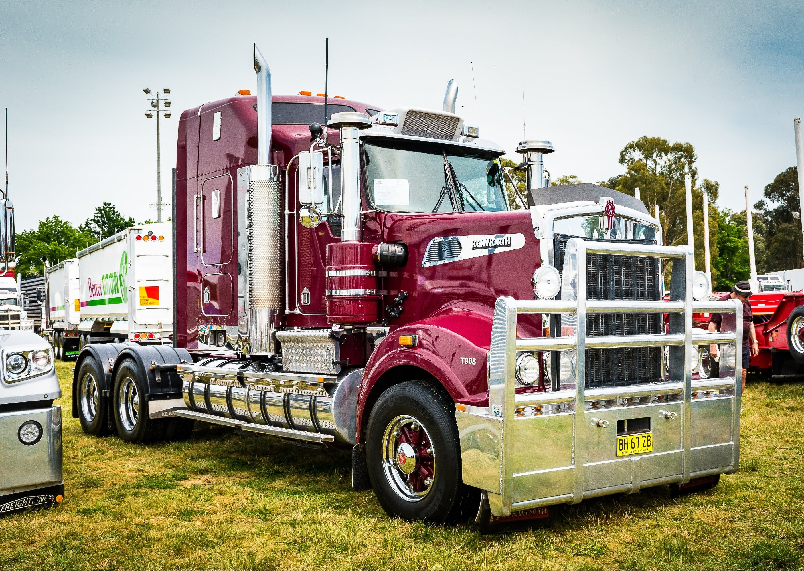 Dane Ballinger Memorial Truck Show - Newcastle Accommodation
