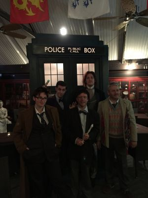 Dr Who Quiz Night - Newcastle Accommodation