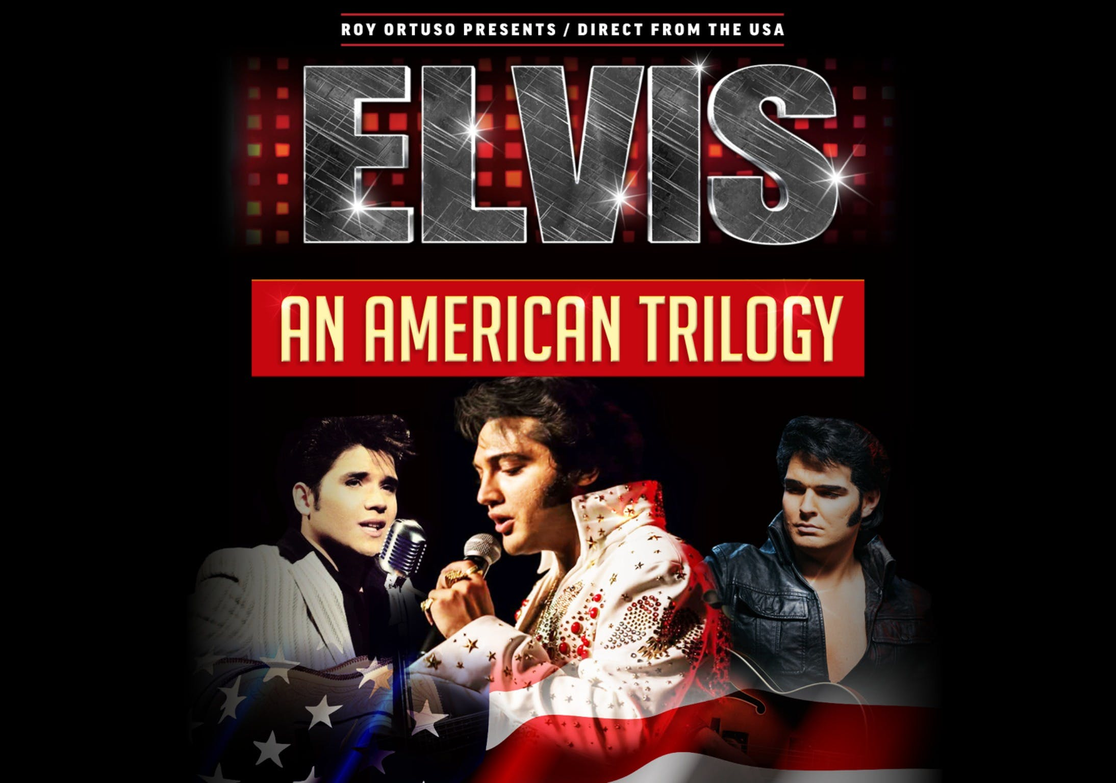 Elvis - An American Trilogy - Newcastle Accommodation