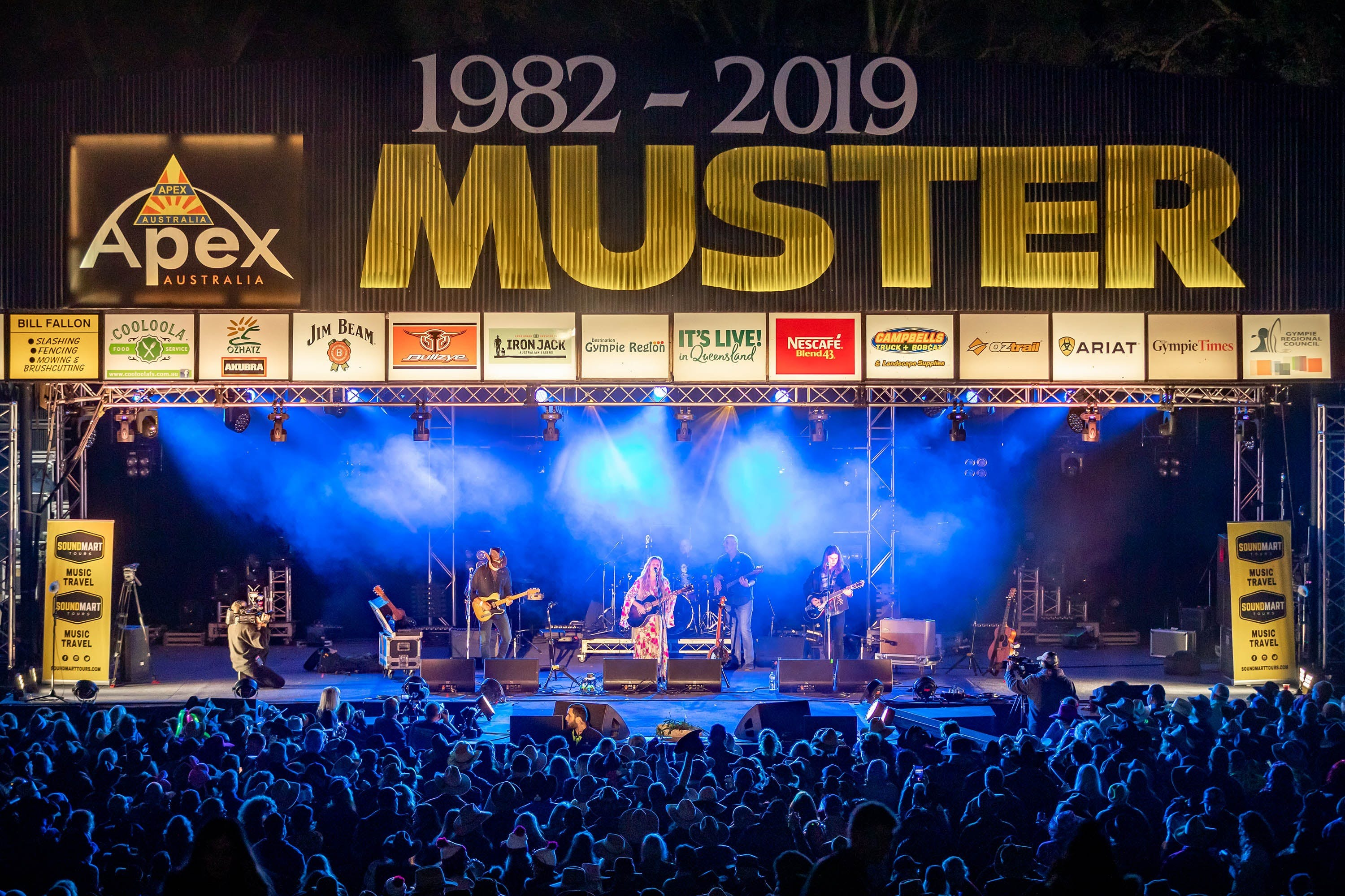 Gympie Music Muster - Newcastle Accommodation