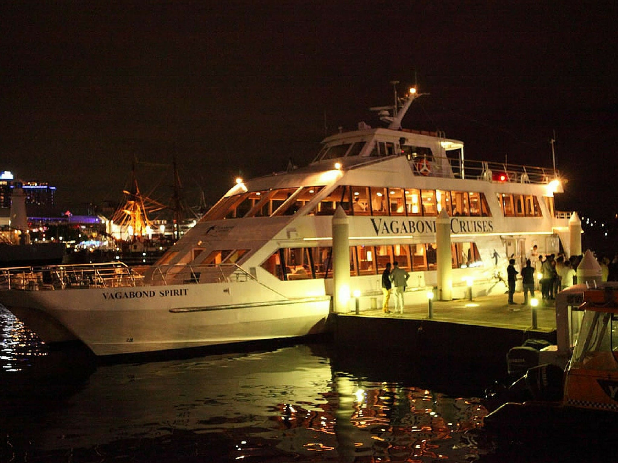 Halloween Party Cruise - Newcastle Accommodation