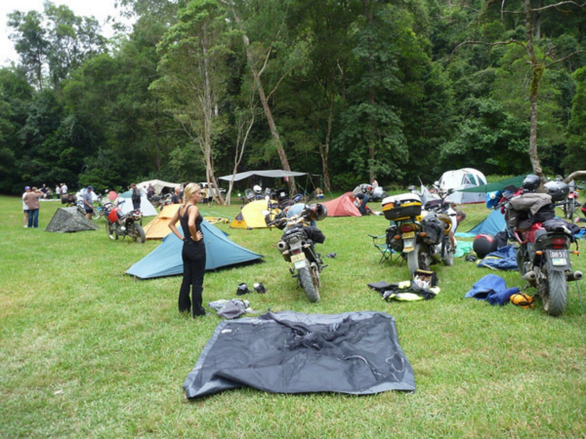 Karuah River Motorcycle Rally - Newcastle Accommodation