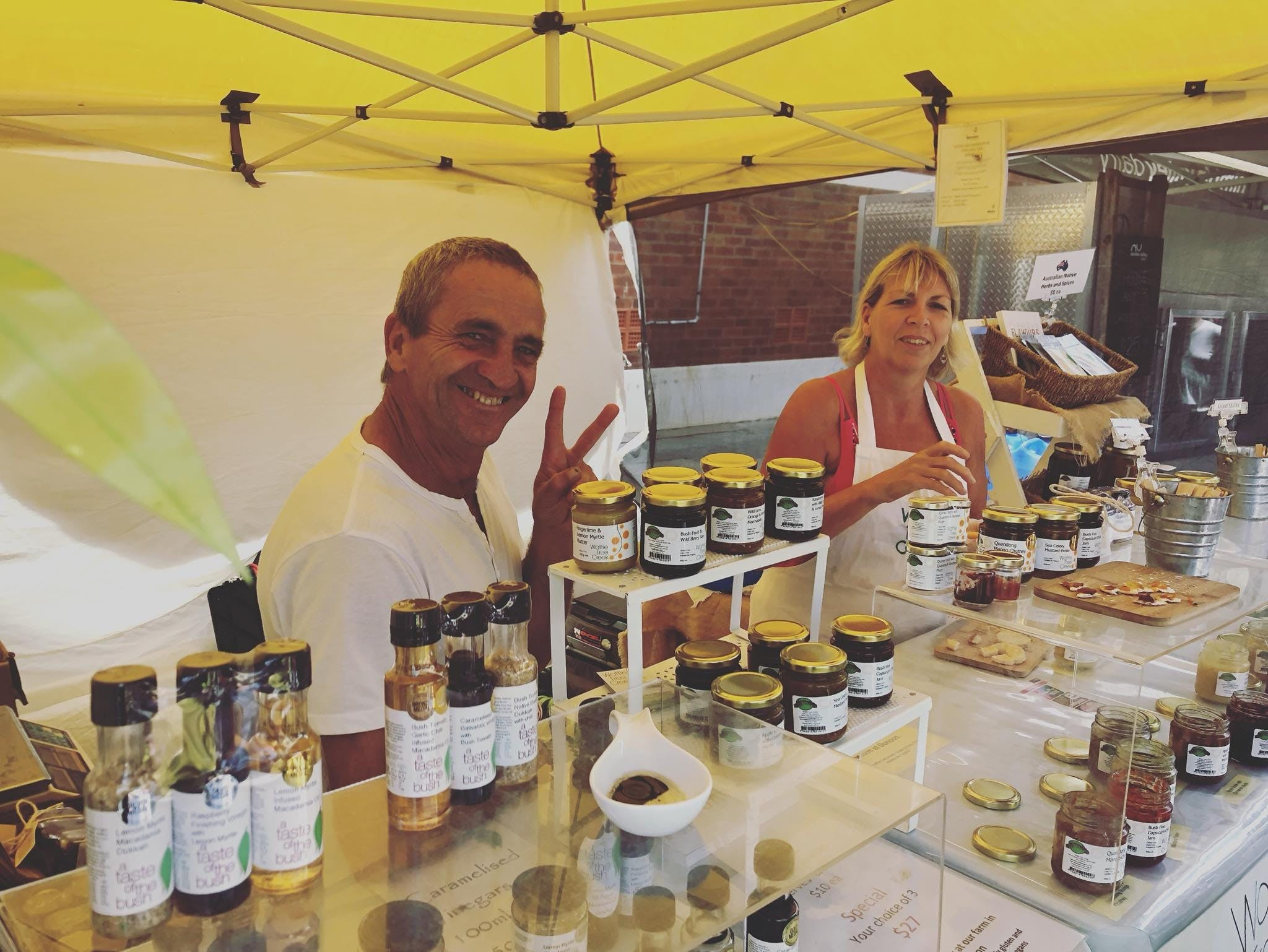 Lismore Produce Markets - Newcastle Accommodation