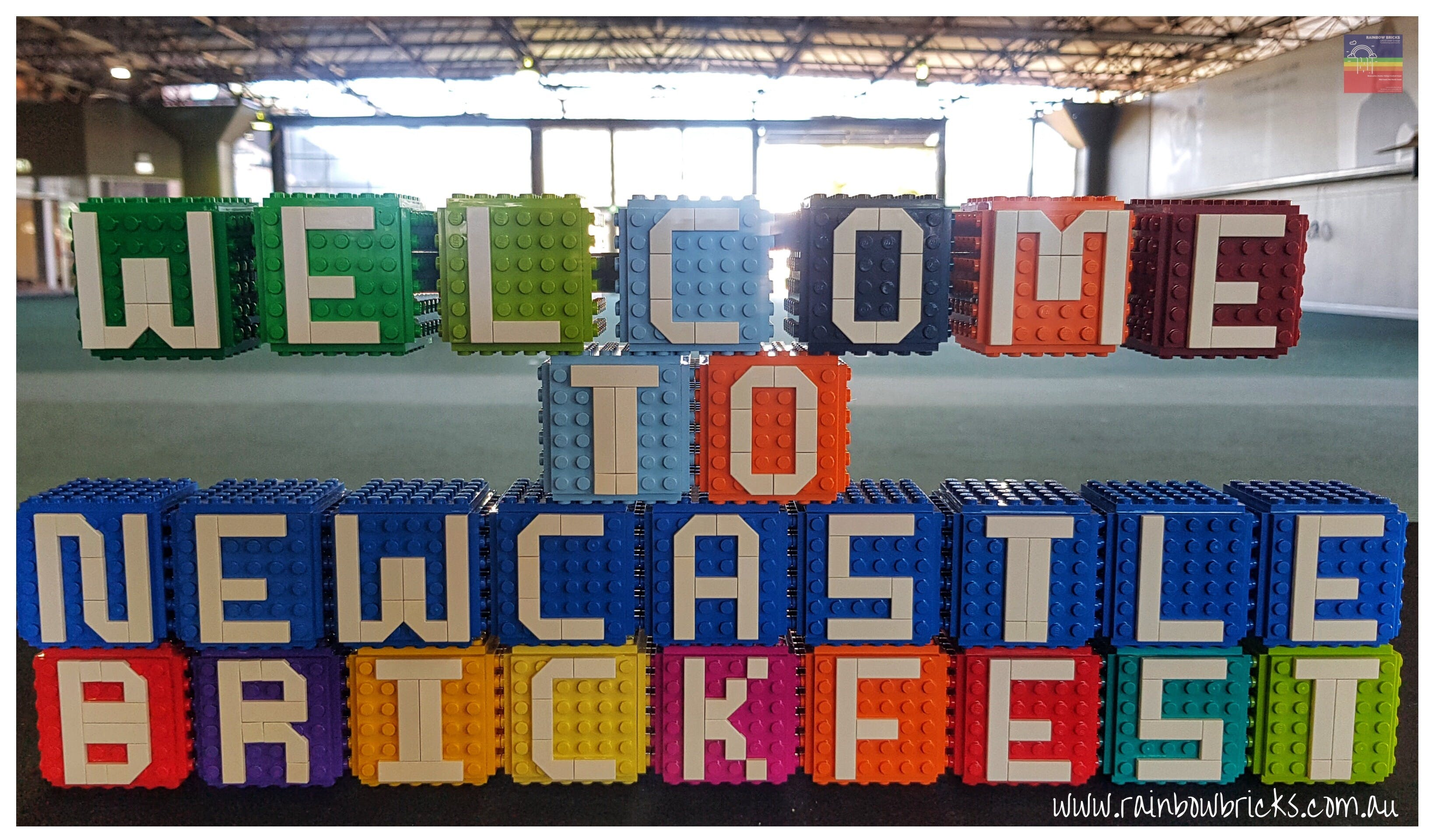Newcastle Brickfest at Home A Virtual Lego Fan Event - Newcastle Accommodation