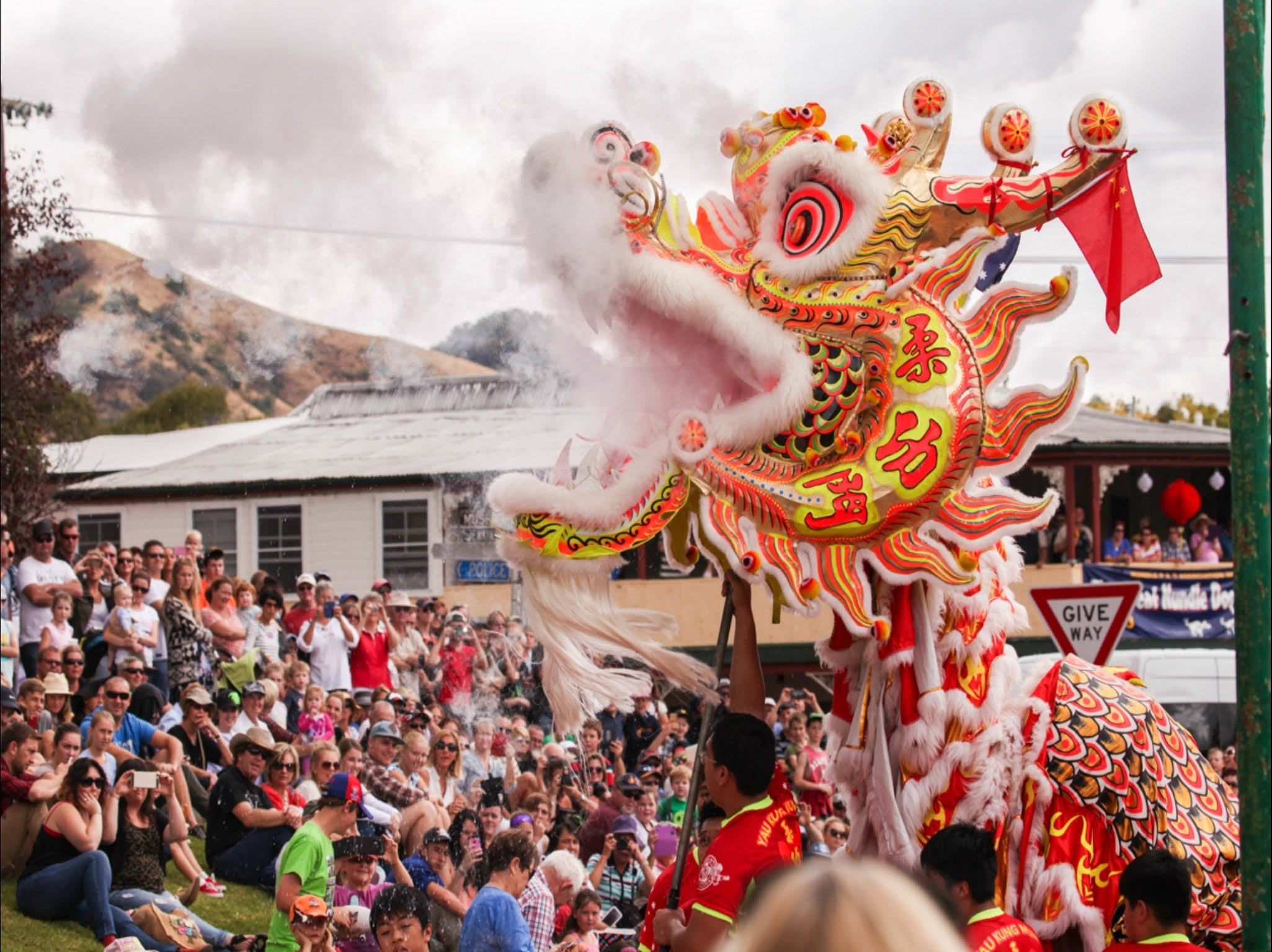 Nundle Go For Gold Chinese Easter Festival - Newcastle Accommodation