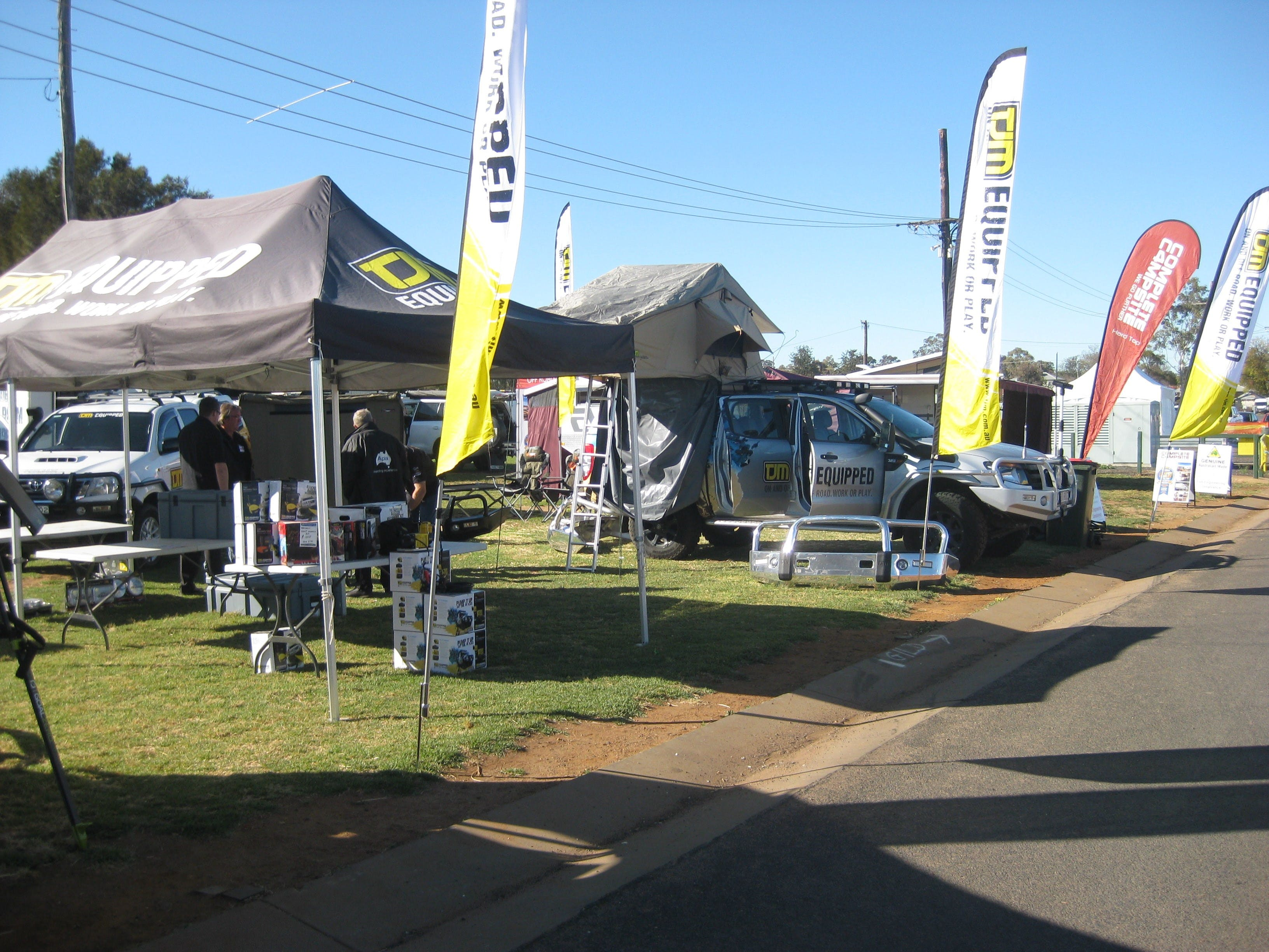 Orana Caravan Camping 4WD Fish and Boat Show - Newcastle Accommodation