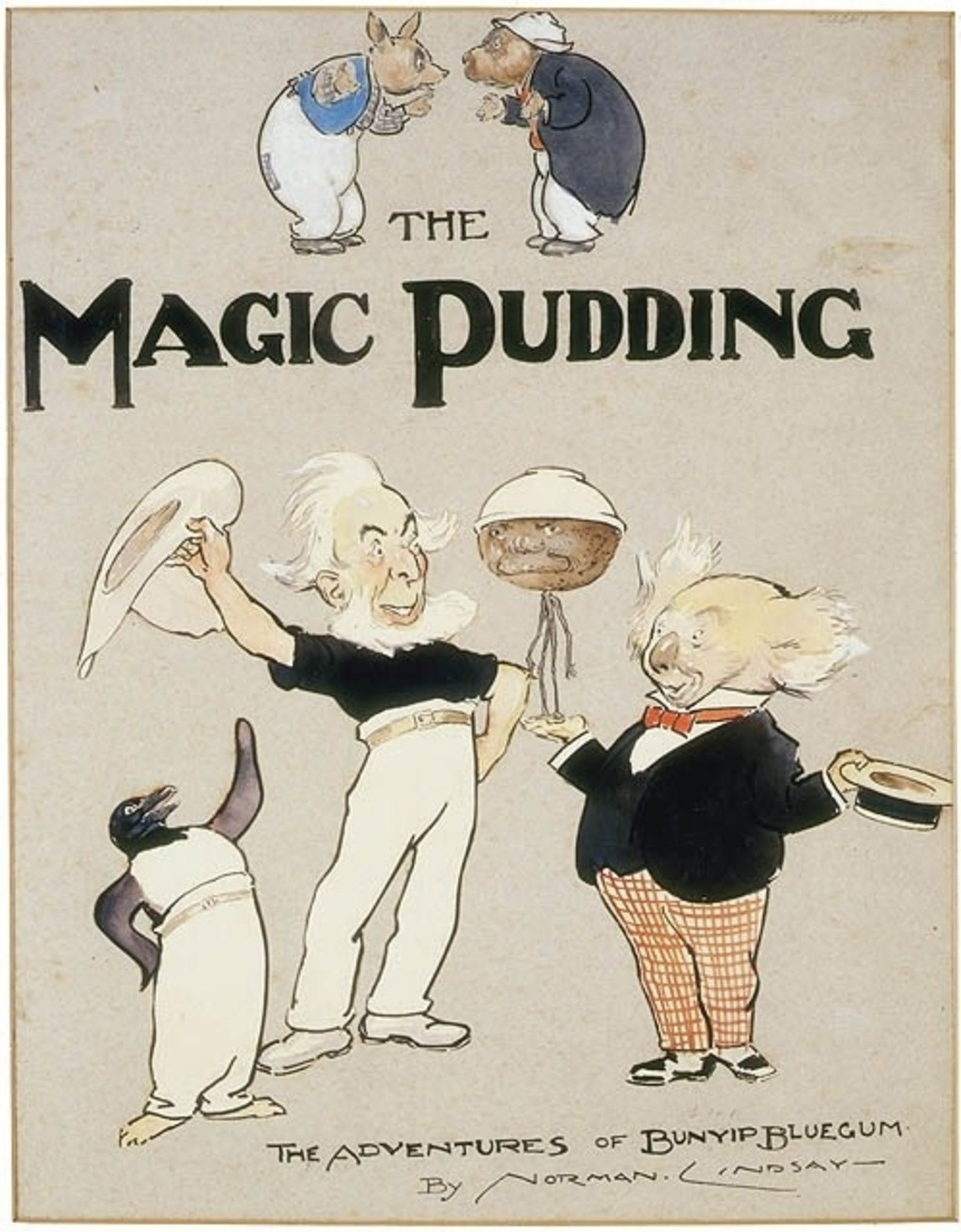 Puddin' Day at Norman Lindsay Gallery - Newcastle Accommodation