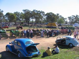 Quirindi Rural Heritage Village - Vintage Machinery and Miniature Railway Rally and Swap Meet - Newcastle Accommodation