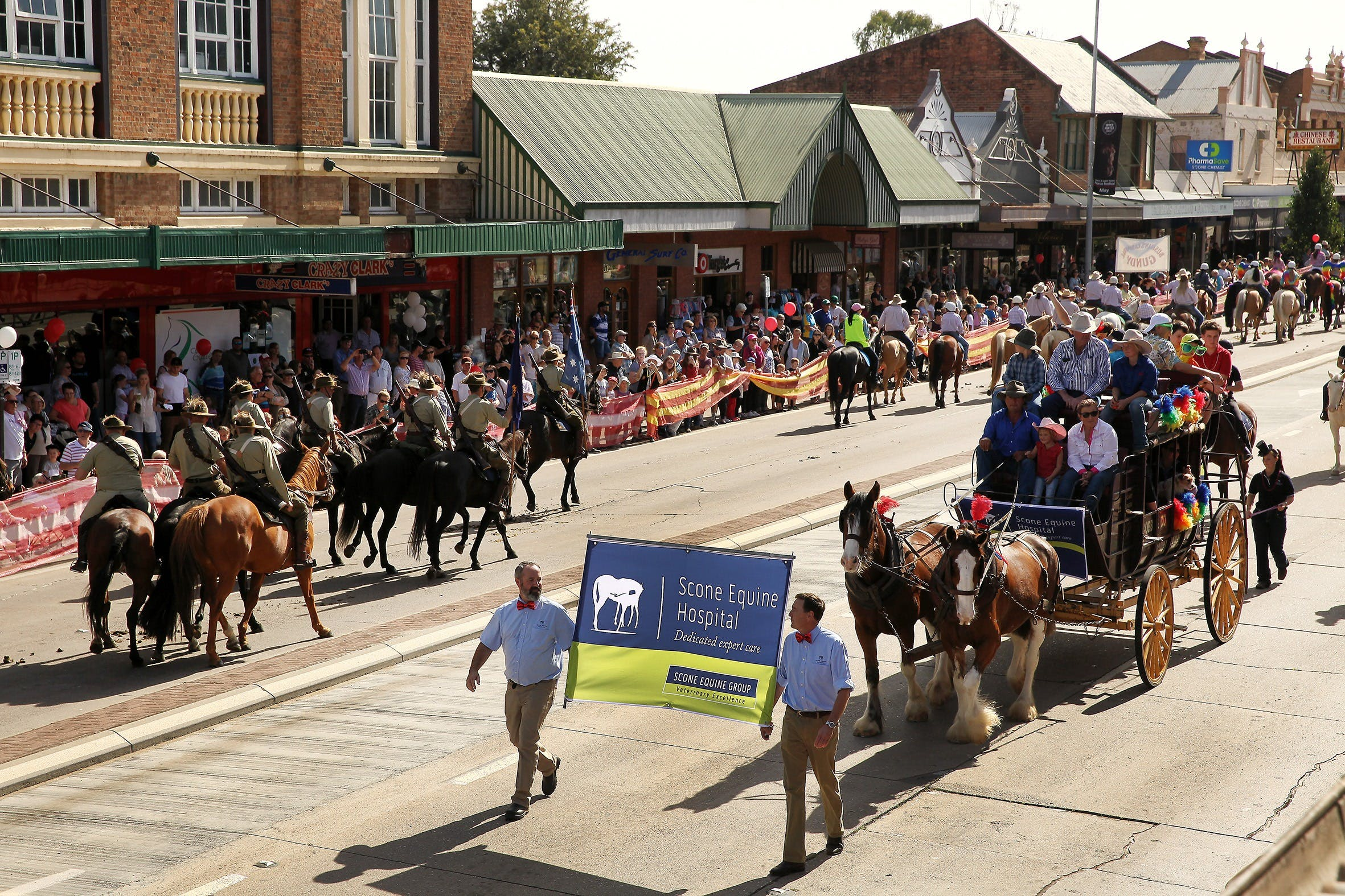 Scone Horse Festival - Newcastle Accommodation