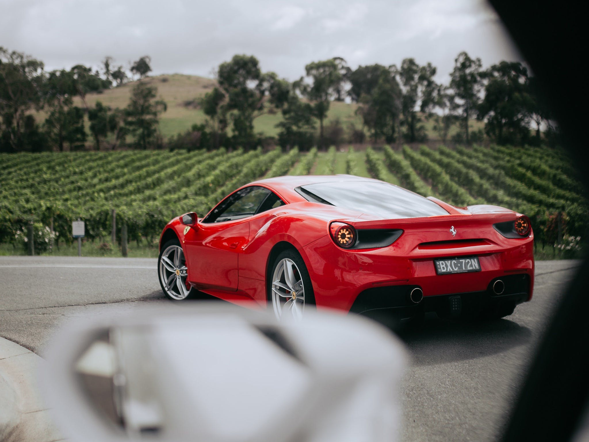 The Prancing Horse Supercar Drive Day Experience - Melbourne Yarra Valley - Newcastle Accommodation