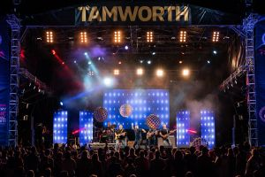 Toyota Country Music Festival Tamworth - Newcastle Accommodation