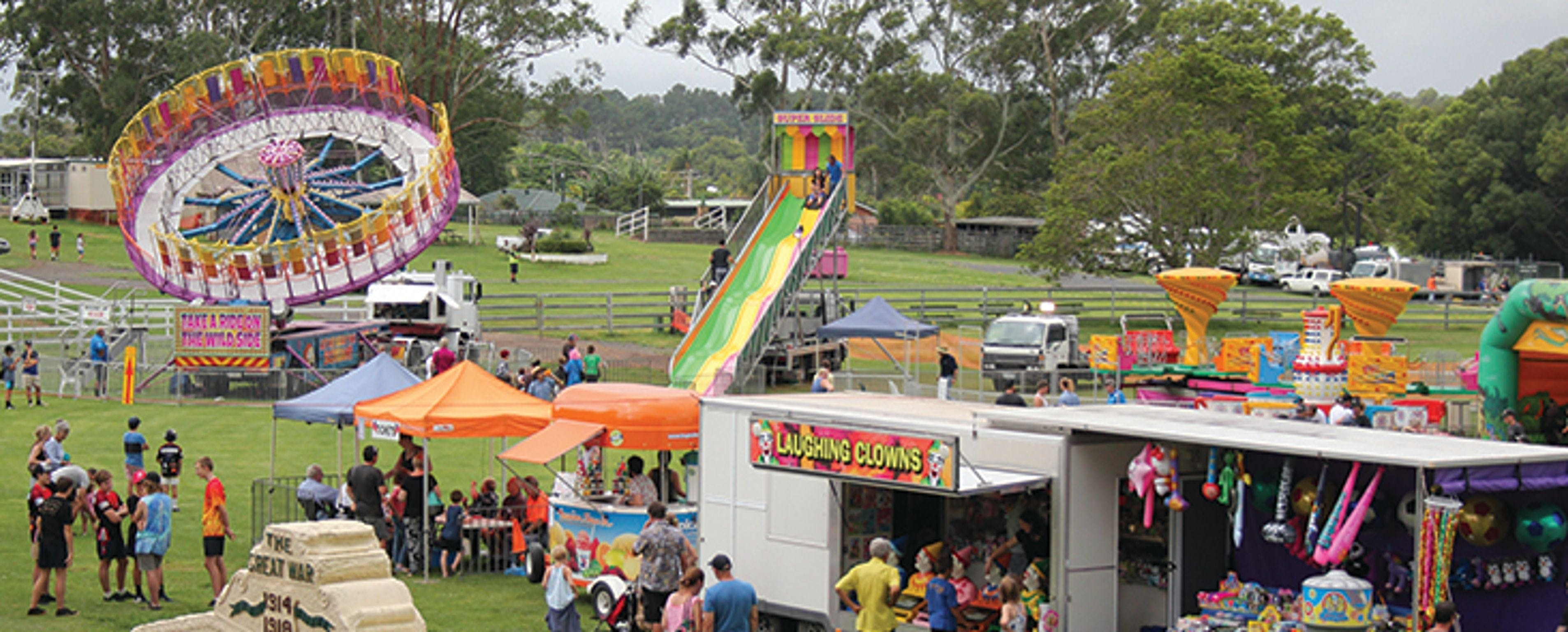 Alstonville Agricultural Society Show - Newcastle Accommodation