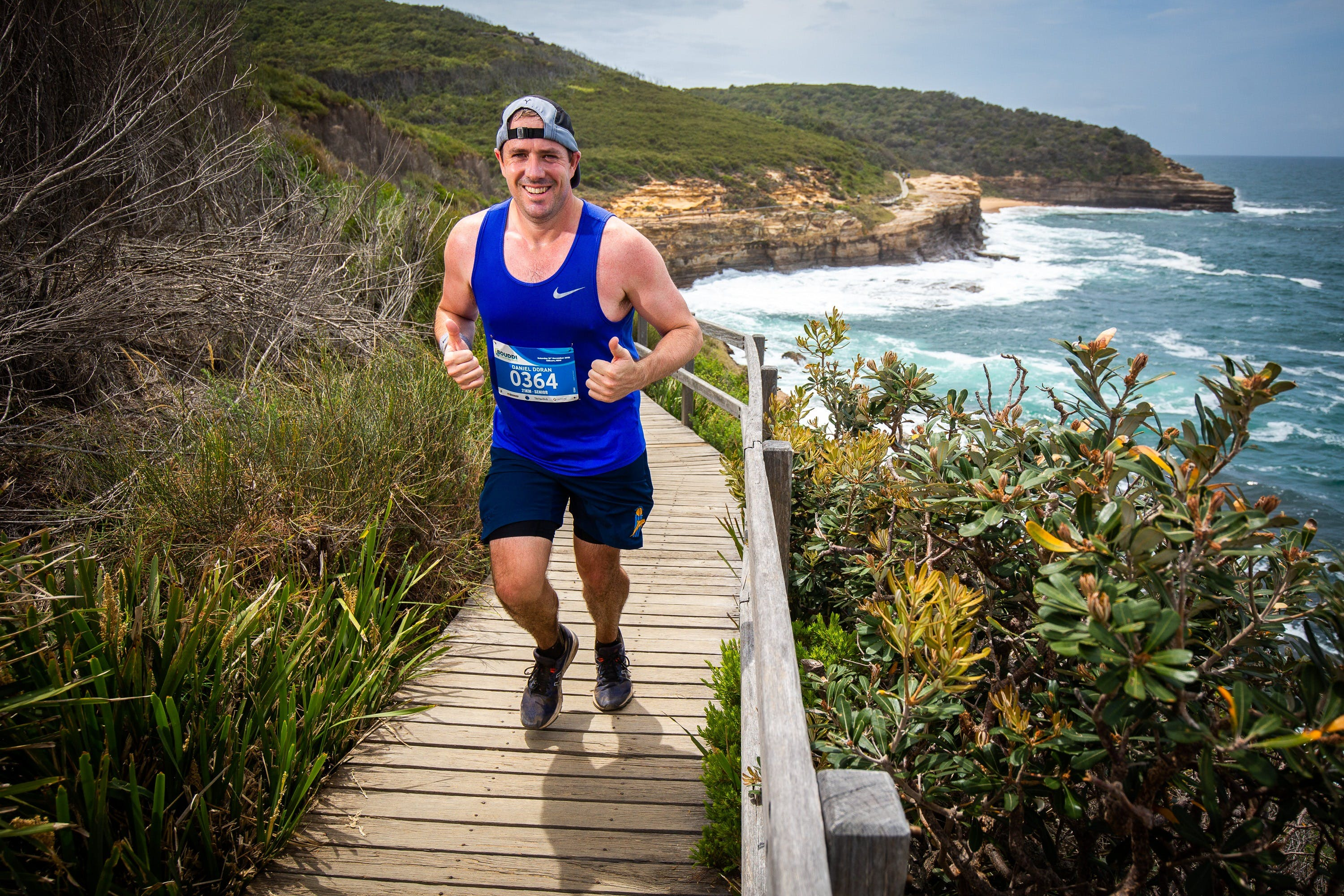 Bouddi Coastal Trail Run - Newcastle Accommodation