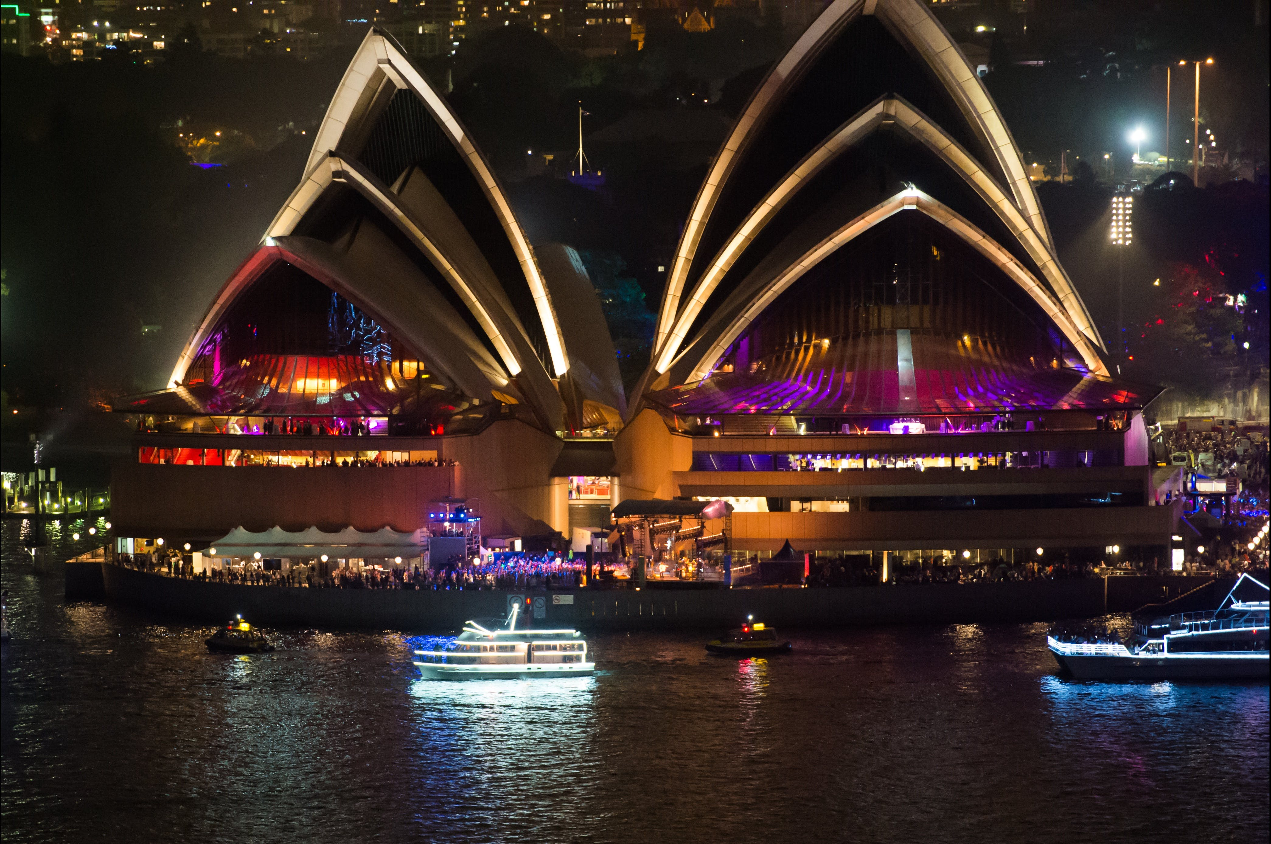 Exclusive New Years Eve Cruise on  Silver Spirit - Newcastle Accommodation