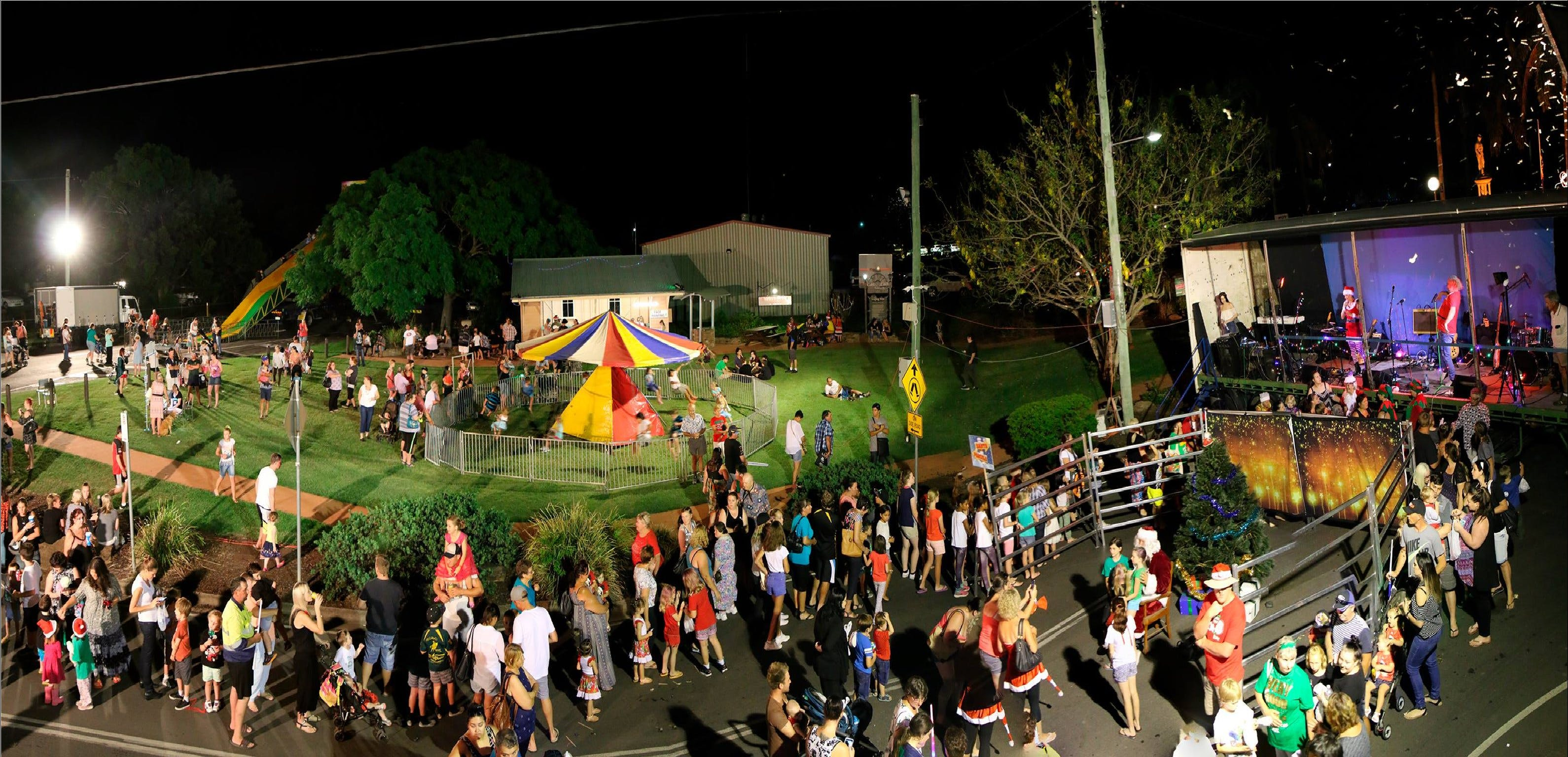 Forest Hill Christmas Festival - Newcastle Accommodation