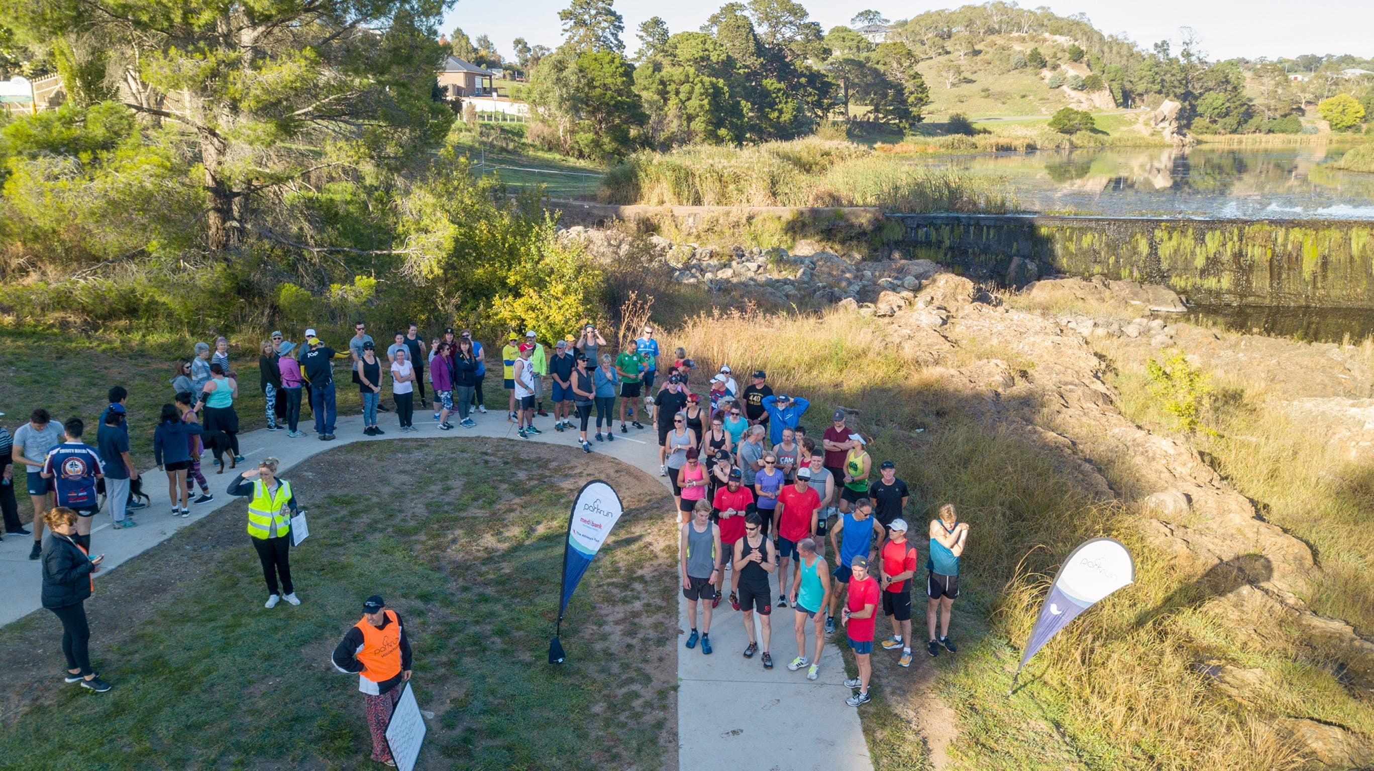 Goulburn Parkrun - Newcastle Accommodation