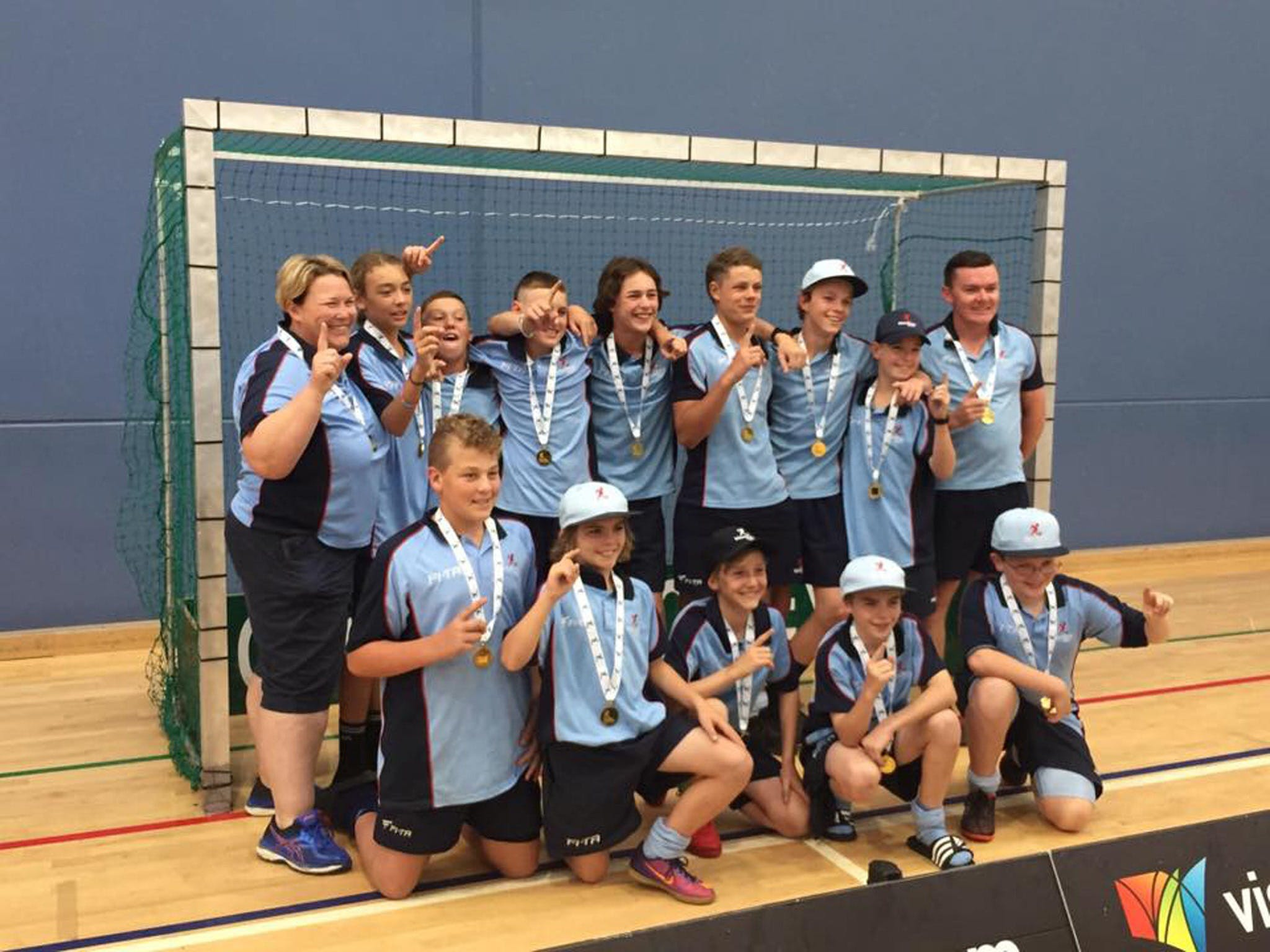 Hockey NSW Indoor State Championship  Under 18 Boys - Newcastle Accommodation