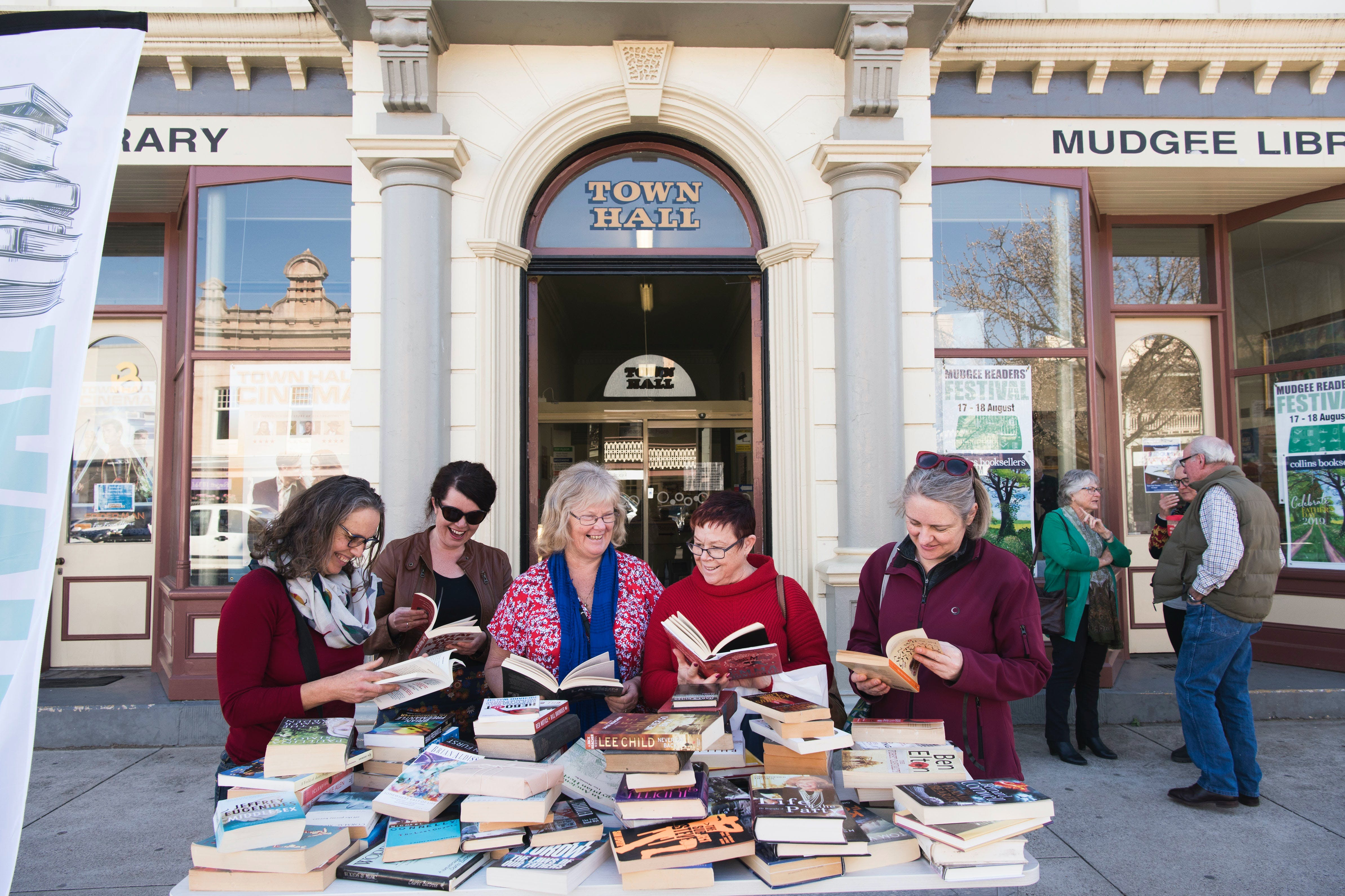 Mudgee Readers' Festival - Newcastle Accommodation