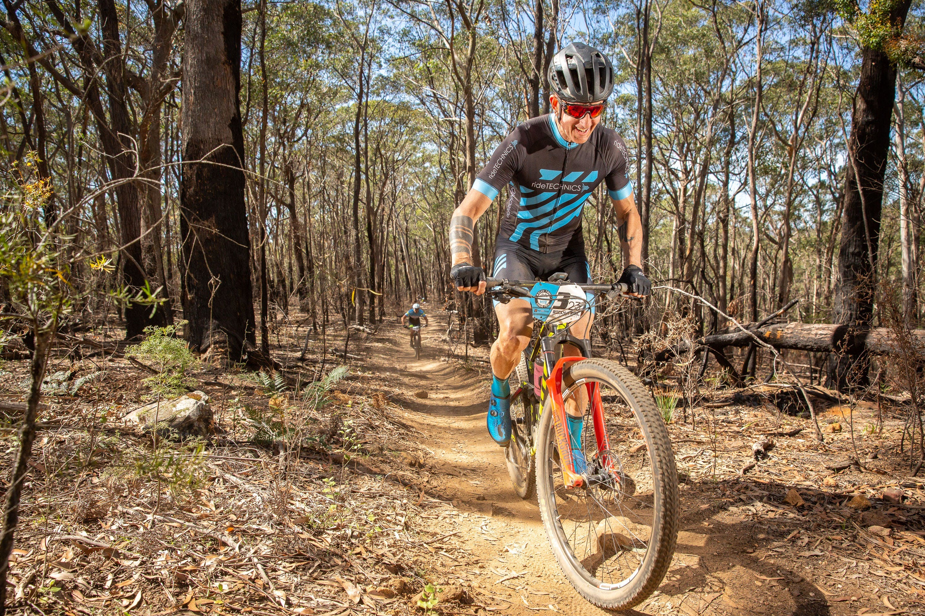 Shimano Mountain Bike Grand Prix Race Six Kempsey - Newcastle Accommodation
