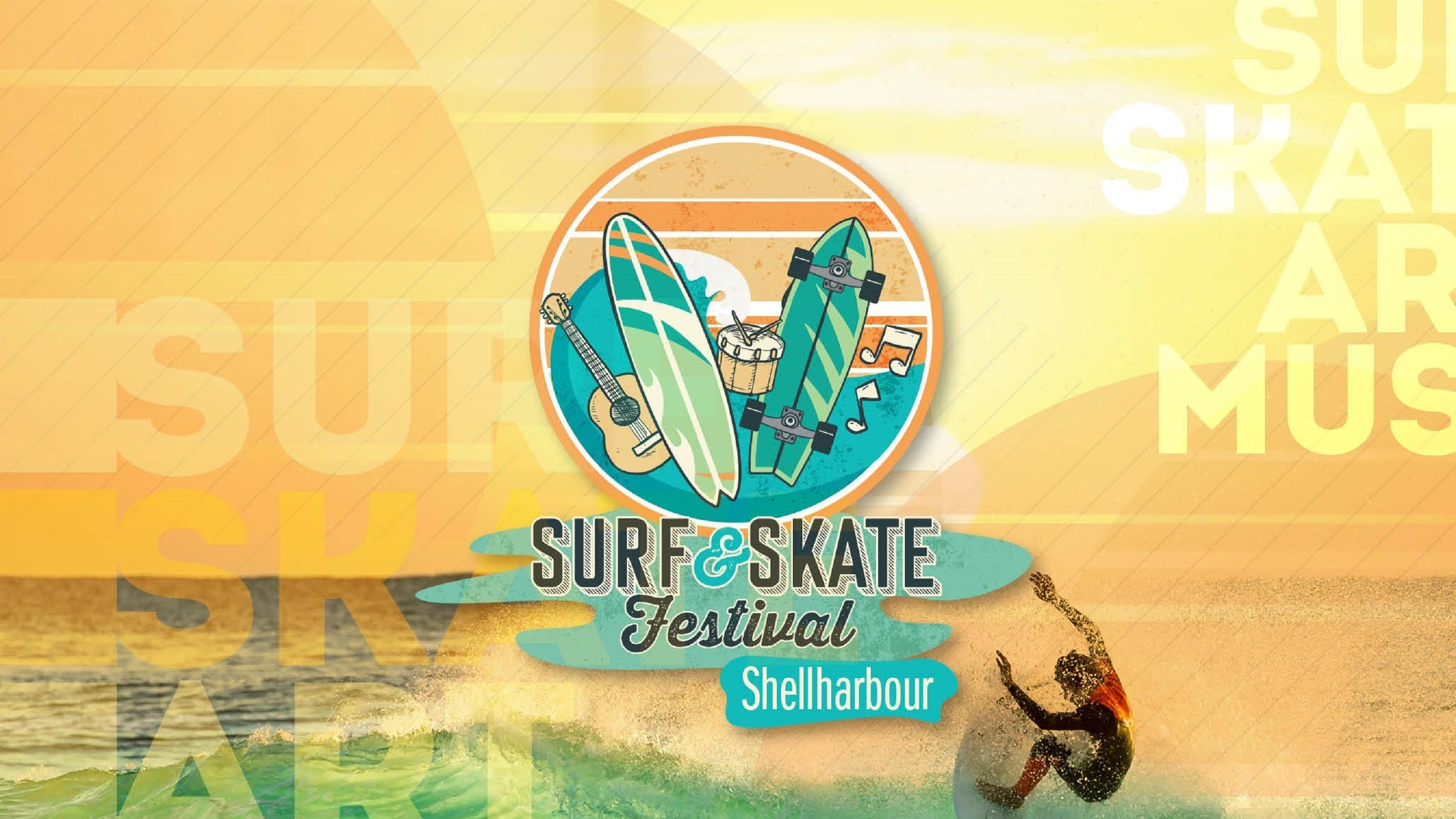 Skate and Surf Festival Shellharbour - Newcastle Accommodation