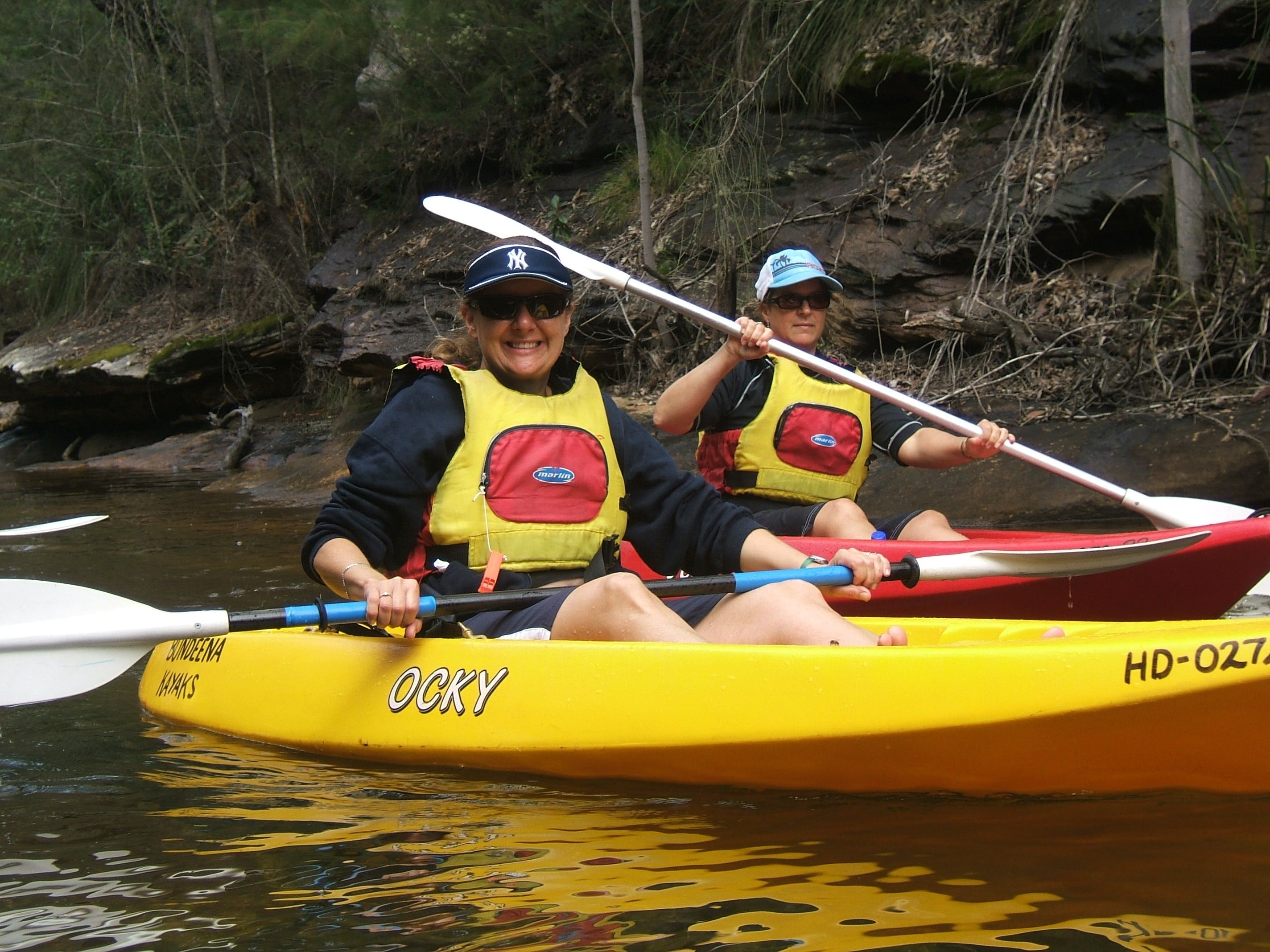 Social Kayaking Session - Newcastle Accommodation